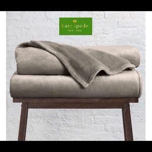 Kate Spade Fleece Blankets
